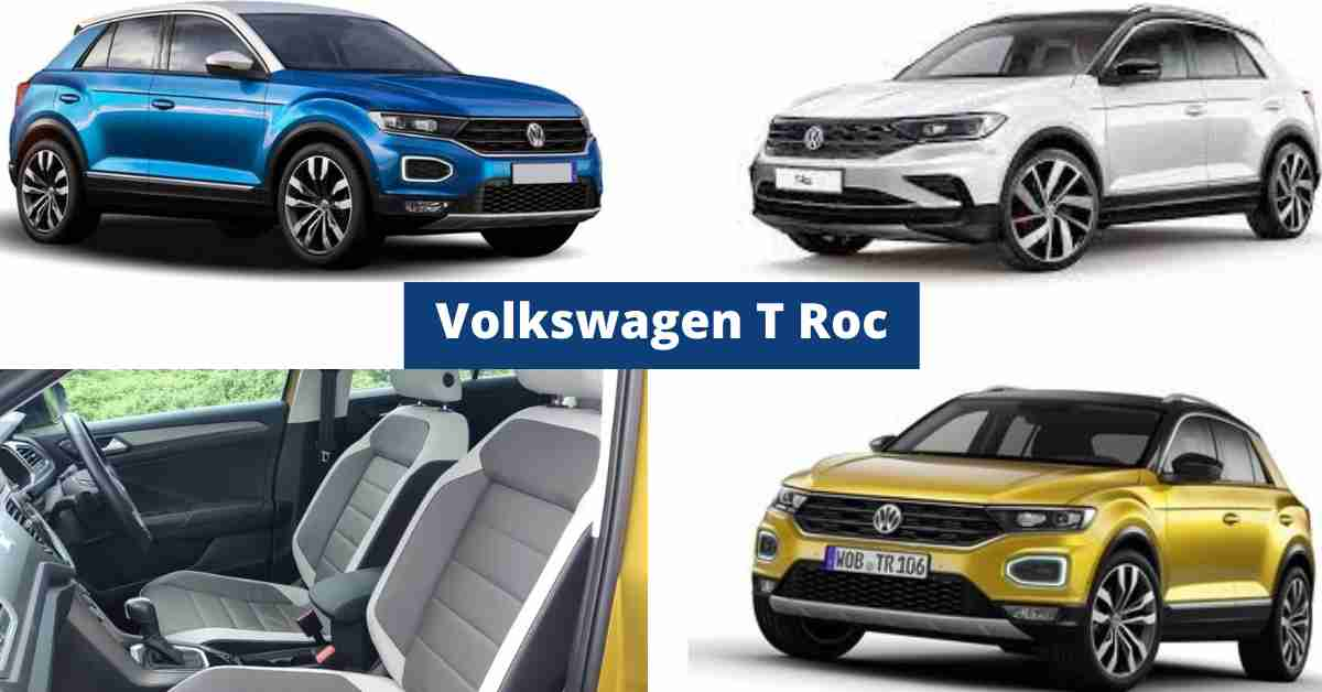 Volkswagen T Roc India
