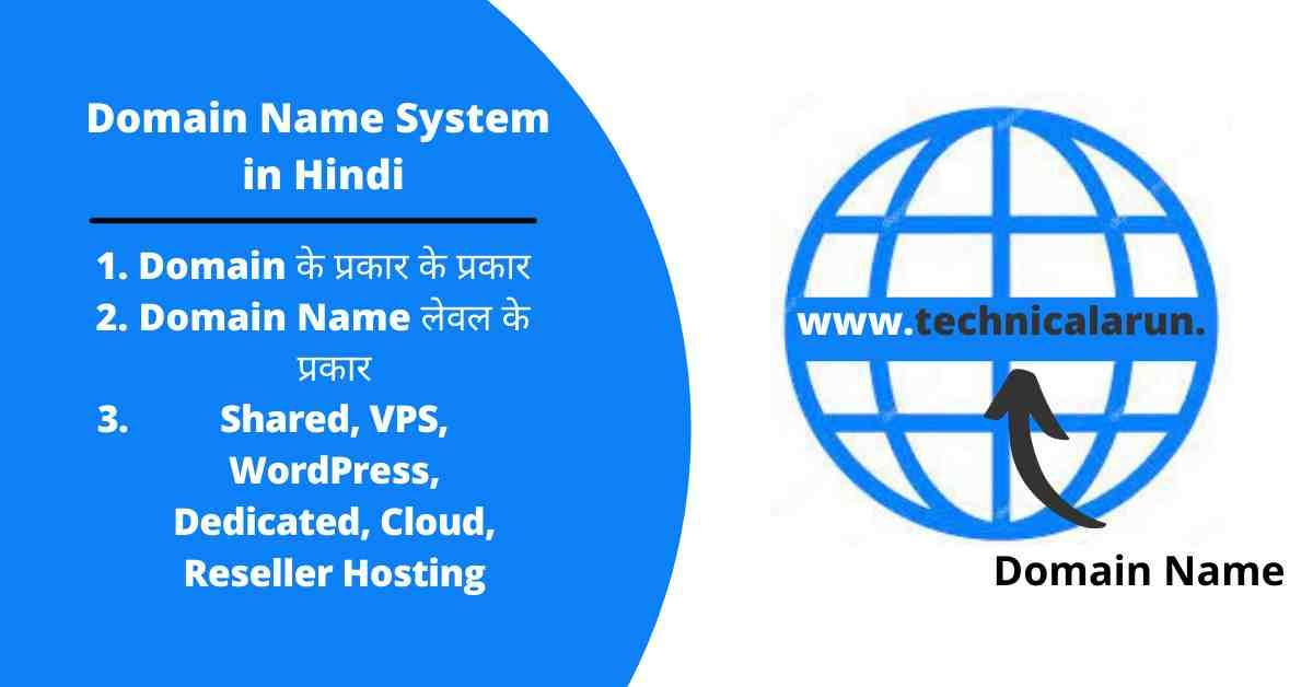 Domain Name System in Hindi